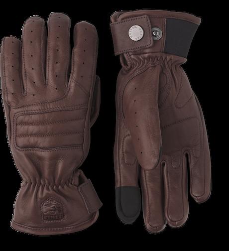 Velo Leather 5-finger