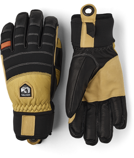 Army Leather Ascent 5-finger