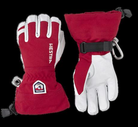Army Leather Heli Ski Jr. 5-finger