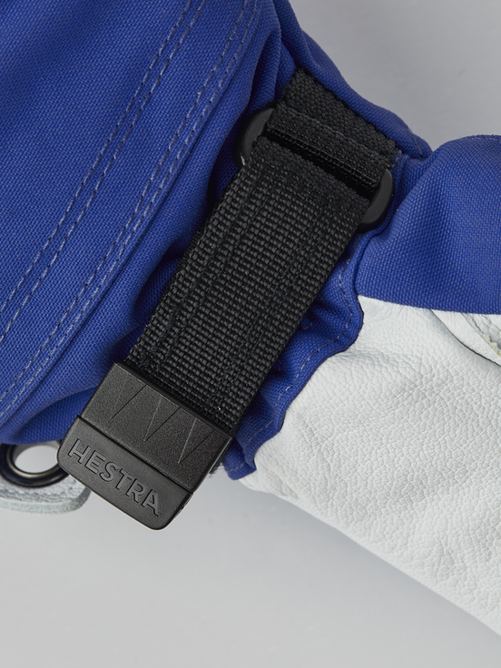 Army Leather Heli Ski Jr. 3-finger