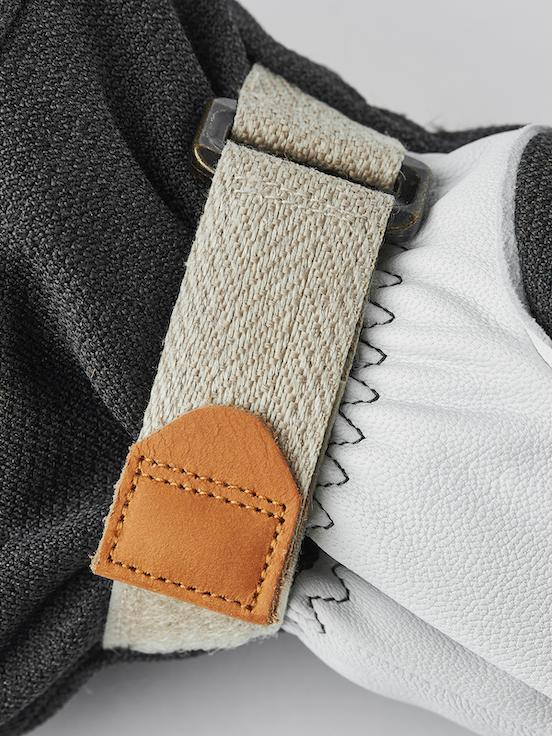 Army Leather Patrol Gauntlet - mitt