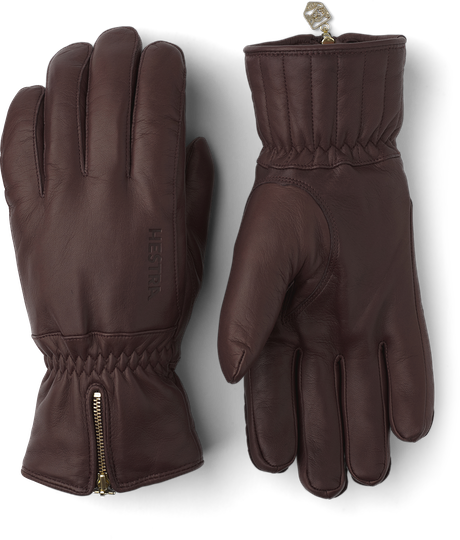 Leather Swisswool Classic 5-finger