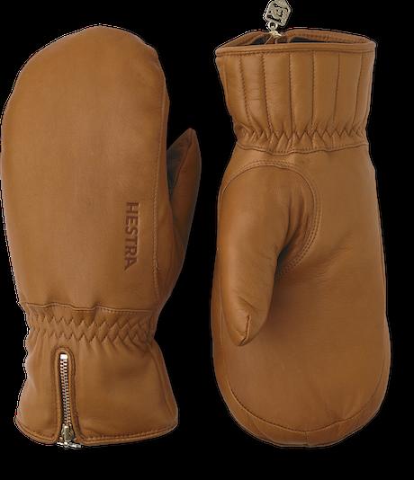 Leather Swisswool Classic Mitt