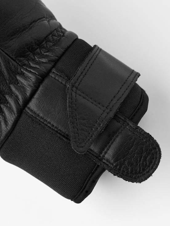 Alpine Leather Primaloft 5-finger