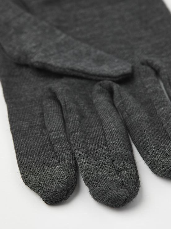 Merino Wool Liner Active 5-finger
