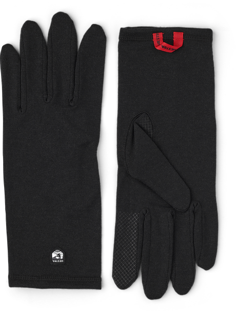 Merino Wool Liner Long 5-finger