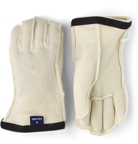 Heli Ski Wool Liner 5-finger